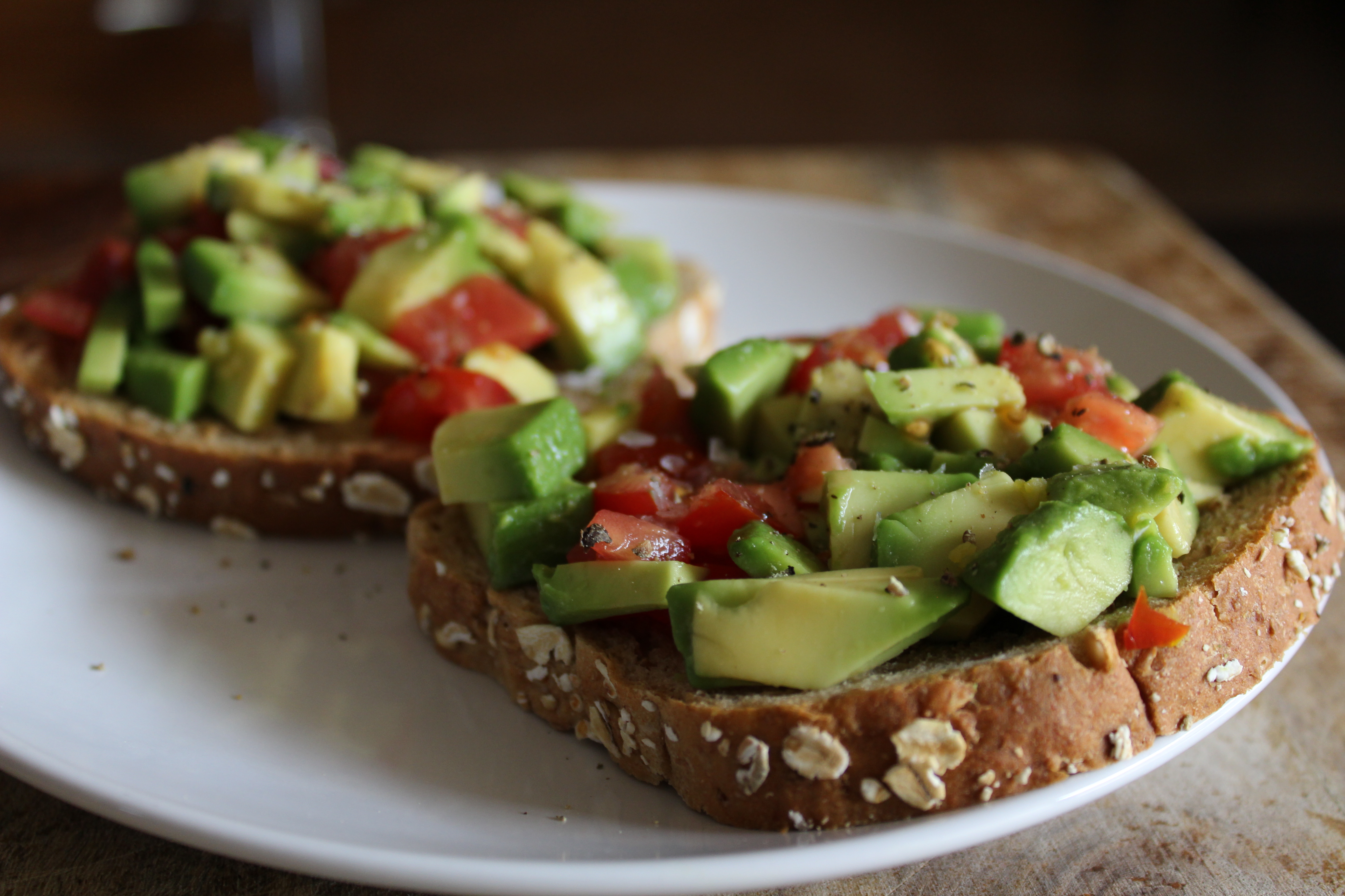 Ayi's Easy Avocado Toast